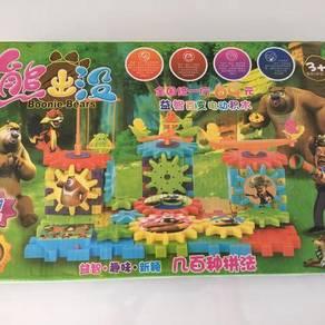 Boonie Bear Puzzle Blocks
