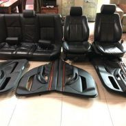 E39 Complete Leather Seat electric with door cards