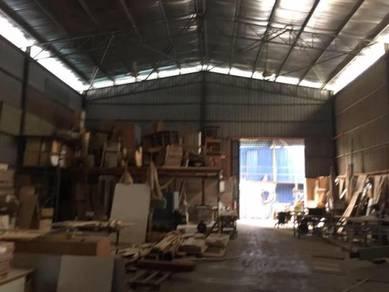 Sungai buloh detached factory