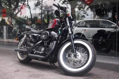 Harley Davidson XL1200X 48  (U.K spec)
