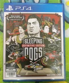 Ps4 games sleeping dog