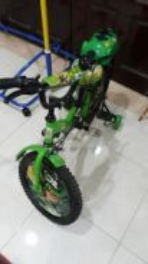 Basikal Ben 10 utk kanak2