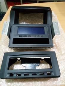 Mitsubishi Triton Head Unit with cover / casing