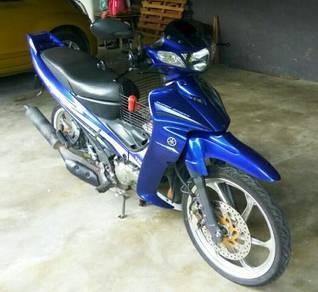 Yamaha 125ZR 125 ZR