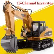 Best Excavator 15Channel Huina
