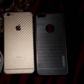 Iphone 6 plus 64gb (Gold)