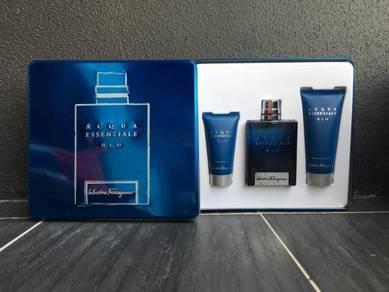 Acqua Essenzaile Blu (After Shave + Shampoo Gel)