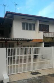 Double-storey house at Taman Idris, Ipoh