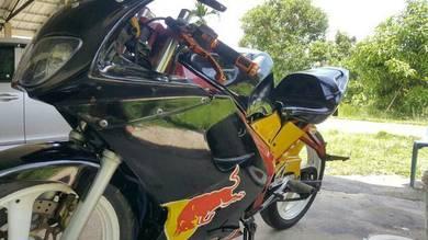 Yamaha tzm