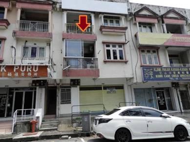 1st Floor of 3 Storey Shop-apartment - Taman AST, Seremban, N.S