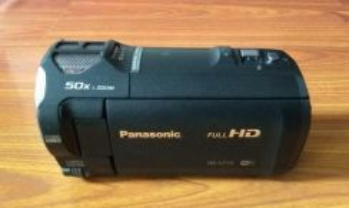 Panasonic Full HD Video Camera (HC-V770)