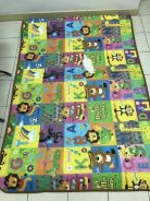 Child safety mat