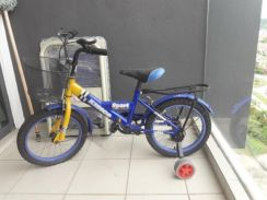 Boy's bicycle_ 2months used only_ urgent sale