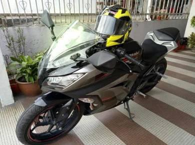 2013 Kawasaki Ninja 250 for sale