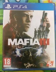 Ps4 game mafia 3