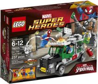 LEGO Super Heroes 76015 Doc Ock Truck Heist