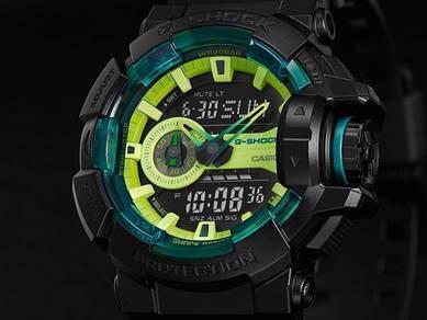 Watch- Casio G SHOCK LIME GA400LY -ORIGINAL