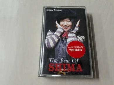 Kaset THE BEST OF SHIMA