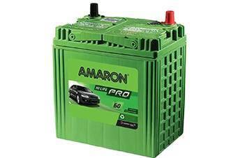 Amaron Pro Car Bateri