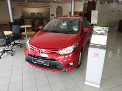 New Toyota Vios for sale
