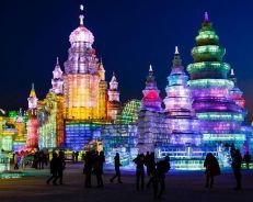Harbin china 4d 3n ground package private tour