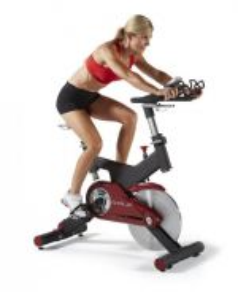 Spinning bike sole