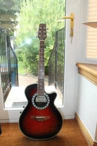 Crafter FR-850 acoustic guitar