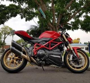 Ducati Streetfighter 848 Termignoni