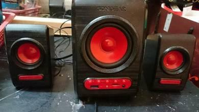 Sonigear speaker