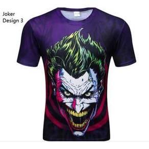 DAI111 tee joker cloth plus size shirt baju top
