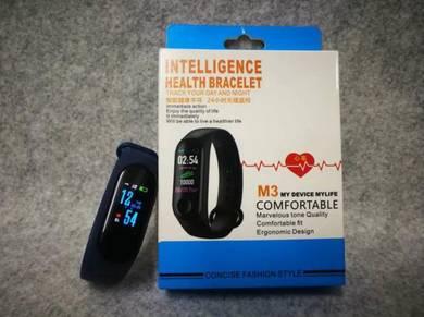 M3 Intelligence Health Bracelet / Band / Watch
