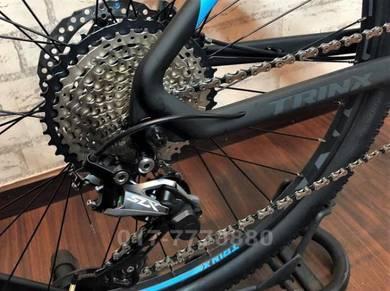 Trinx ITALY V1200 22 SPEED SLX bicycle bike 11KG
