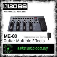Boss ME-80 me80 Guitar Multiple Effects Pedal