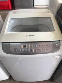 10kg samsung washing machine mesin basuh top