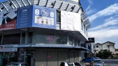 3stry Shoplot Corner at Jalan Song Ban Keng, Kg Bahru , Bukit Mertajam