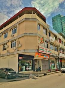 2nd floor shophouse at jalan padungan,kuching sarawak