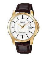Watch - Casio Leather MTPV004GL-7 - ORIGINAL