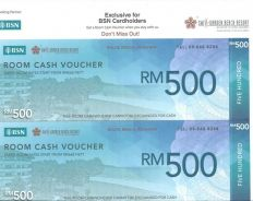Discounted Voucher for Swiss Garden Beach Resort