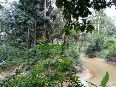 Main road dusun land 2.3 acres at tanjung malim