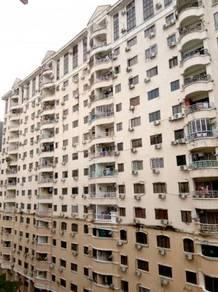 Grab Fast Saujana Ria Apartment Kepong