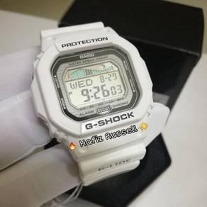 G-Shock GLX-5600-7CS G-LIDE White