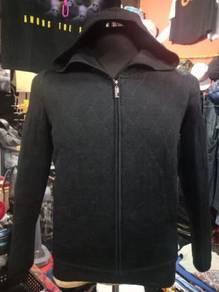 Morado zipper hoodie