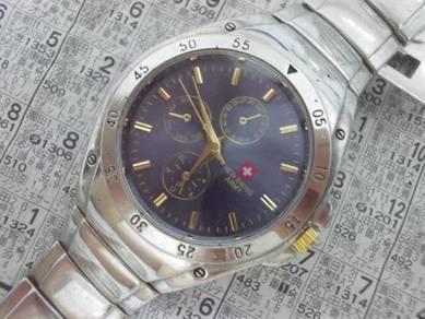 Original New Swiss Army Gent Watch