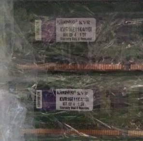 Ram Pc 4gb ddr3 1600mhz