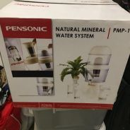 Unused Pensonic Water Filtration System