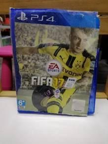 FIFA 17 PS4 Standard Edition