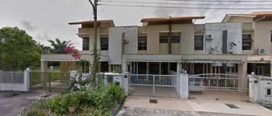 Full Loan Double Storey Inter Terrace at Taman San Chin, Batu Kawa