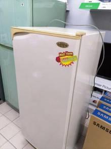 SHARP 1 door Refrigerator 182L - terpakai