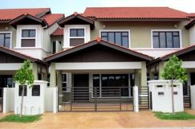 Double Storey Ukiran Alam Impian Shah Alam 24x80 Cheapest