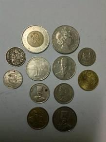 Koleksi syiling lama